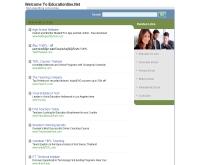 เอ็ดดูเคชั่น ไลน์ - educationline.net