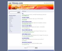 คาร์ไฮเวย์ - car-hiway.com