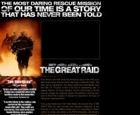 ภาพยนตร์เรื่อง 121 ตะลุยนรกมฤตยู - miramax.com/thegreatraid/