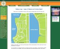 แผนที่พัทยา - pattaya-maps.com