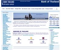 แบงค์ไทยแลนด์ - bankthailand.info