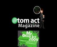 นิตยสาร ทอม แอค - atomact.com