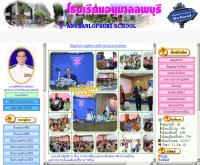 โรงเรียนอนุบาลลพบุรี - anubanlopburi.ac.th