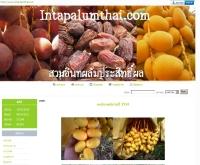 สวนอินทผลัมประสิทธิ์ผล - intapalumthai.com