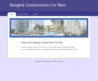 Bangkok Condominium For Rent - khunyuycondo.th-site.com/