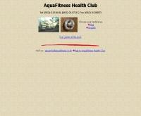 สโมสรสุขภาพเชิงการแพทย์ [กรุงเทพฯ] - aquafitness.co.th