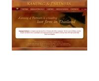 สำนักงานกฎหมาย คนึง แอนด์ พาร์ทเนอร์ส - kanung-law.com/