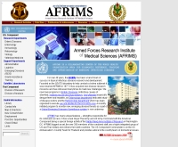 สถาบันวิจัยวิทยาศาสตร์การแพทย์ทหาร - afrims.org