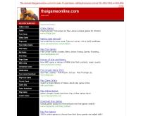 ไทยเกมส์ออนไลน์ - thaigameonline.com
