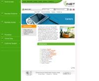 บริษัท อินเทอร์เน็ตประเทศไทยจำกัด (มหาชน) : จ็อบเวเคิล - inet.co.th/about/career.php