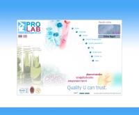 โปรแล็บ ห้องปฏิบัติการตรวจวิเคราะห์สุขภาพ [กรุงเทพฯ] - prolabthailand.com