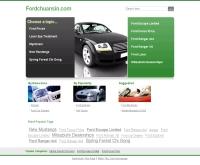 ฟอร์ด ชวนสินมอเตอร์เซลส์ - fordchuansin.com