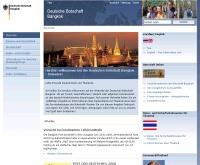 สถานเอกอัครราชทูตสหพันธ์สาธารณรัฐเยอรมัน กรุงเทพมหานคร - german-embassy.or.th/