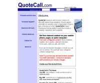 โควตคอล - quotecall.com