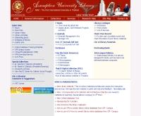 สำนักหอสมุดกลาง มหาวิทยาลัยอัสสัมชัญ - library.au.edu/
