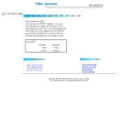 วารสาร ห้องสมุด TIAC  - server.tiac.or.th/tiacweb/viewj.html