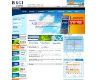 บริษัทหลักทรัพย์ เคจีไอ (ประเทศไทย) จำกัด (มหาชน)  - kgieworld.co.th/