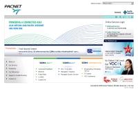 บริษัท แปซิฟิค อินเทอร์เน็ต (ประเทศไทย) จำกัด  - pacific.net.th