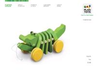 บริษัท แปลน ครีเอชั่น จำกัด - plantoys.com