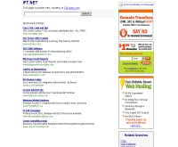บริษัท ไอเอฟที (ประเทศไทย) จำกัด [กรุงเทพฯ] - ift.net