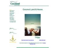 โคโค่นัท แลนด์ แอนด์ เฮ้าส์ - coconut-land-house.com