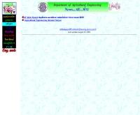 คณะวิศวกรรมศาสตร์ ภาควิชาวิศวกรรมเกษตร มหาวิทยาลัยเกษตรศาสตร์ - eng.ku.ac.th/~ae