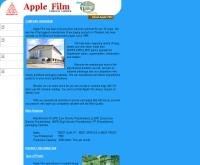 บริษัท แอปเปิ้ลฟิล์ม จำกัด - apple-film.com/