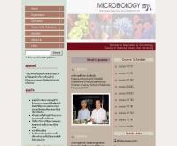 คณะแพทยศาสตร์  ภาควิชาจุลชีววิทยา  มหาวิทยาลัยเชียงใหม่ - medicine.cmu.ac.th/dept/microb