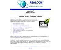 เรียลคอม ดีโอคอนเฟอร์เรนส์ - realcomth.com/
