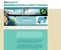 ซีเอส อินเทอร์เน็ตเซอร์วิสโพรไวด์เดอร์ - shinbroadband.com