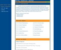 วารสารวิชาการเนคเทค : NECTEC Technical Journal - nectec.or.th/NTJ/