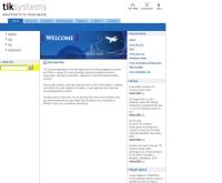 ทีไอเค ซิสเต็ม [กรุงเทพฯ] - tiksystems.com