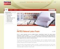 บริษัท ปาเต็กซ์ โฟม จำกัด - patexfoam.com/