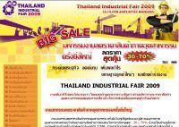 Thailand Industrial Fair 2009 - thailandindustrialfair.com/