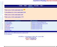 คณะสัตวแพทยศาสตร์  ภาควิชาสรีรวิทยา  มหาวิทยาลัยขอนแก่น - vet.kku.ac.th/physio