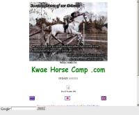 แคมป์ขี่ม้าและศูนย์กีฬาแห่งแม่น้ำแคว - kwaehorsecamp.com