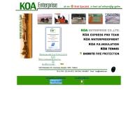 บริษัท ก้าวเอ็นเตอร์ไพร้ส์ จำกัด - koathai.com