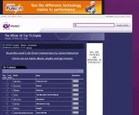 ยูเค ทอป ชาร์ท - uk.launch.yahoo.com/c/uk/single_charts.html