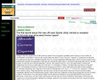 เว็บข่าวสารทางวงการรถยนต์ - art000.50megs.com
