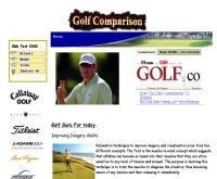 กอล์ฟคอมแพริซั้น - geocities.com/golfcomparison/golfcomparison.html