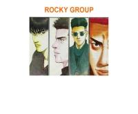 อีวานเกเลี่ยน : กลุ่มร็อคกี้ - geocities.com/rockygroup