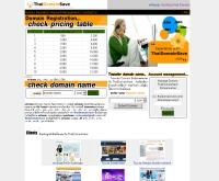 ไทยโดเมนเซฟ - thaidomainsave.com