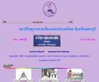 สถานีวิทยุกระจายเสียงแห่งประเทศไทยจังหวัดเพชรบุรี - geocities.com/radiopetchaburi