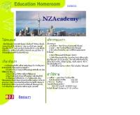 เอ็นซีเอ อะคาเดมิค - geocities.com/nzacademic