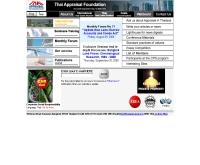 มูลนิธิประเมินค่าทรัพย์สินไทย - thaiappraisal.org