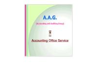 บริษัท เอ.เอ.จี บัญชีและการตรวจสอบ จำกัด - geocities.com/accountgroup