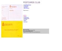 ชมรมคนรักโปสการ์ด - geocities.com/postcardsclub/
