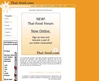 ไทยฟู้ดดอทคอม - thaifood.com