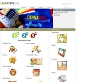 ลานนาทอย - lannatoys.com/