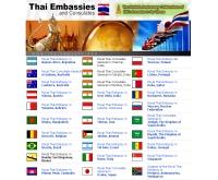 สถานกงสุลและสถานทูตไทย - thaiembassy.org/